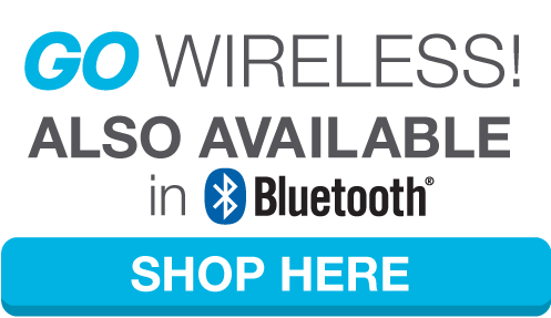 GO Bluetooth、GO Wireless