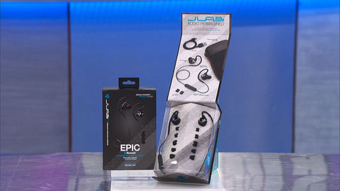 Epic Earbuds featured on The Doctors TV Show