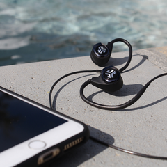 Bluetooth will allow you to connect to your headphones without a headphone jack