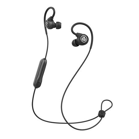 Fit Sport 3 Wireless Fitness Earbuds in black