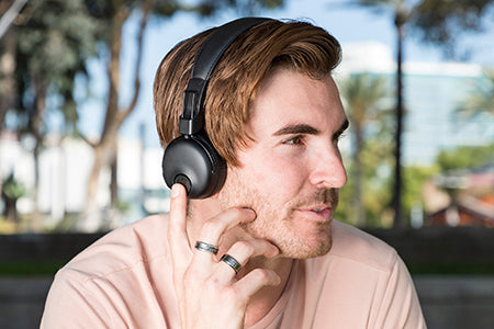 Studio Bluetooth Wireless On-Ear Headphones