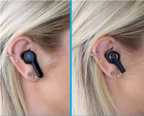 Skullcandy indy vs JBuds Air Executive fit in ear