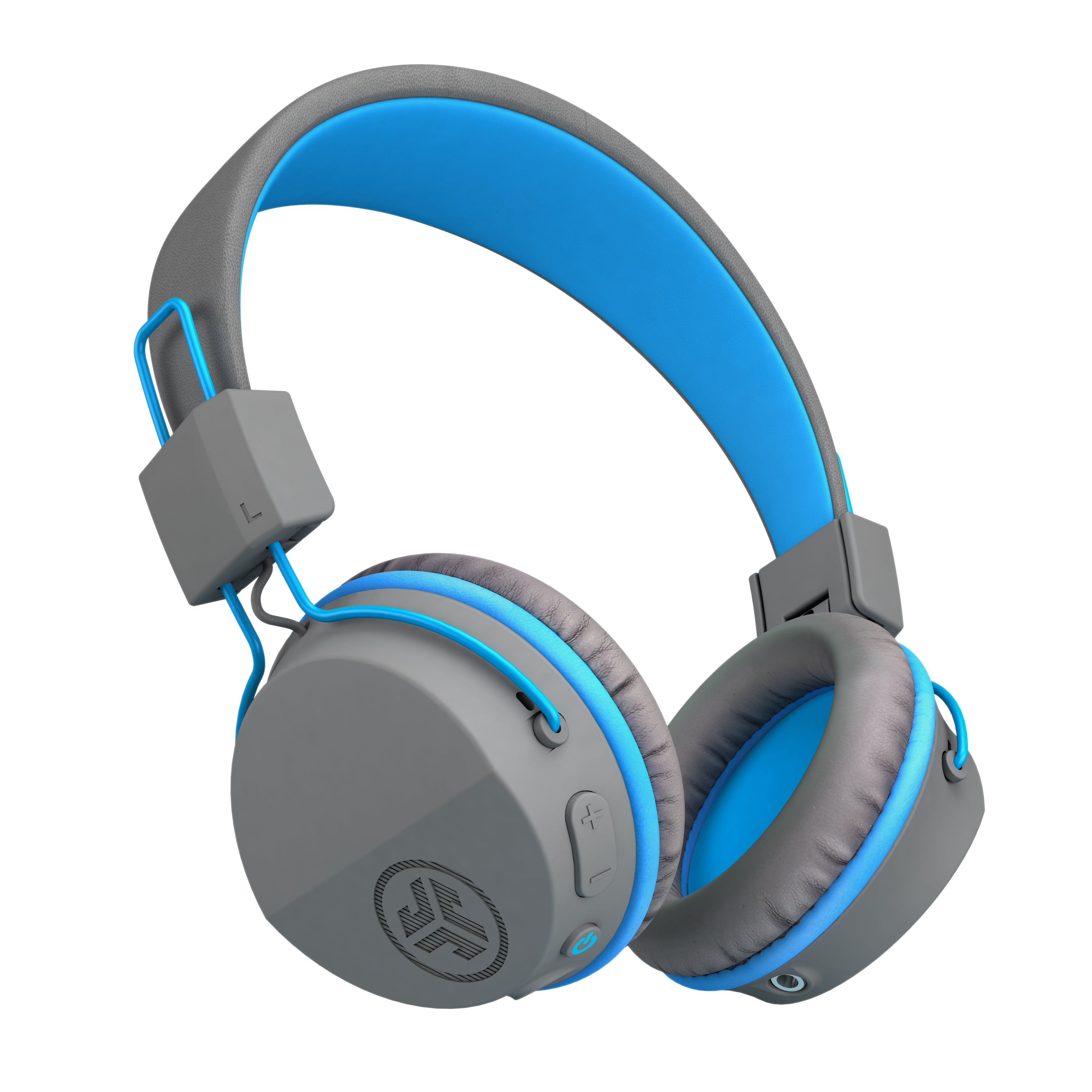 JBuddies Studio Bluetooth Over Ear Headphone in Blue