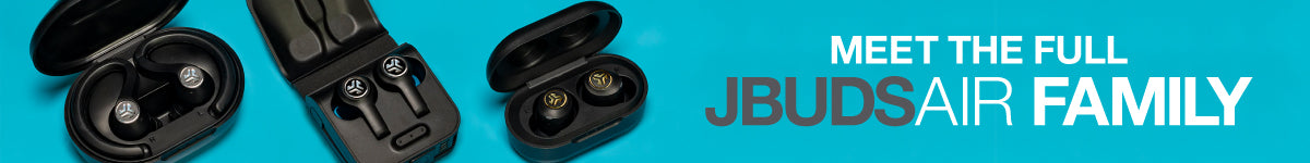 Meet the JBuds Air Family