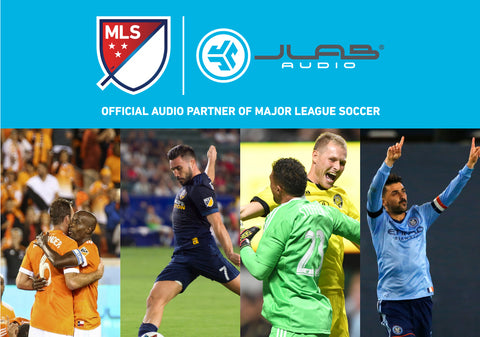 socio oficial de audio de MLS