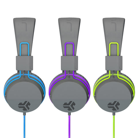 Neon Headphones group colors