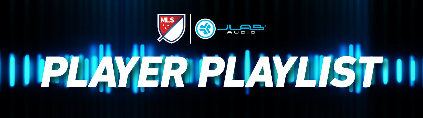MLS player playlist