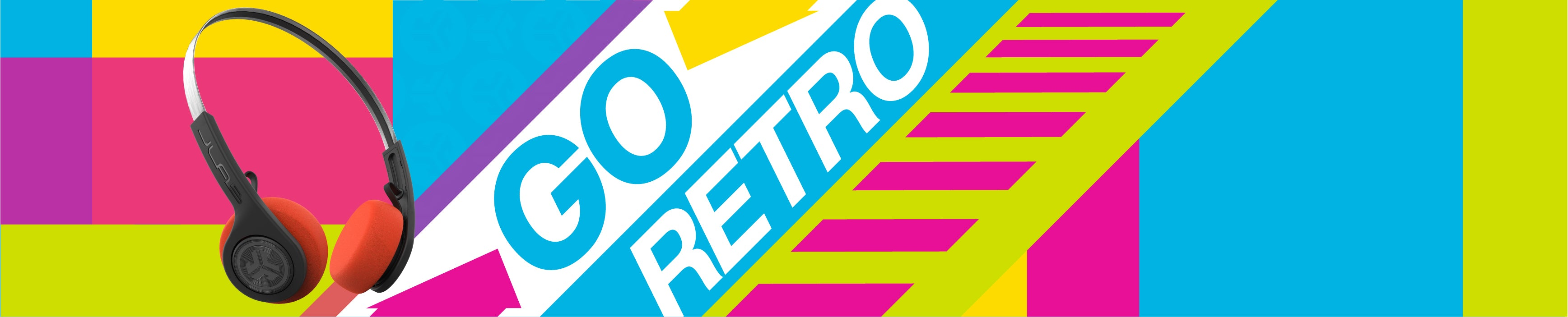 Revind Wireless Retro-hoofdtelefoon