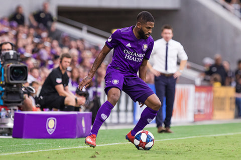 MLS Orlando player Ruan Teixeira