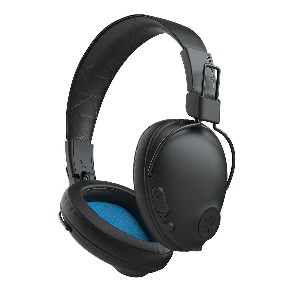 Side profile of Studio Pro Wireless Over-Ear Headphones in black