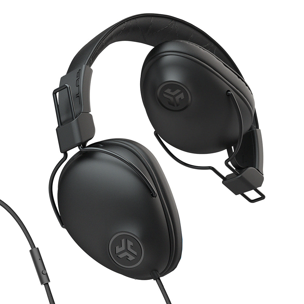 Studio Pro Over-Ear Headphones in black folded