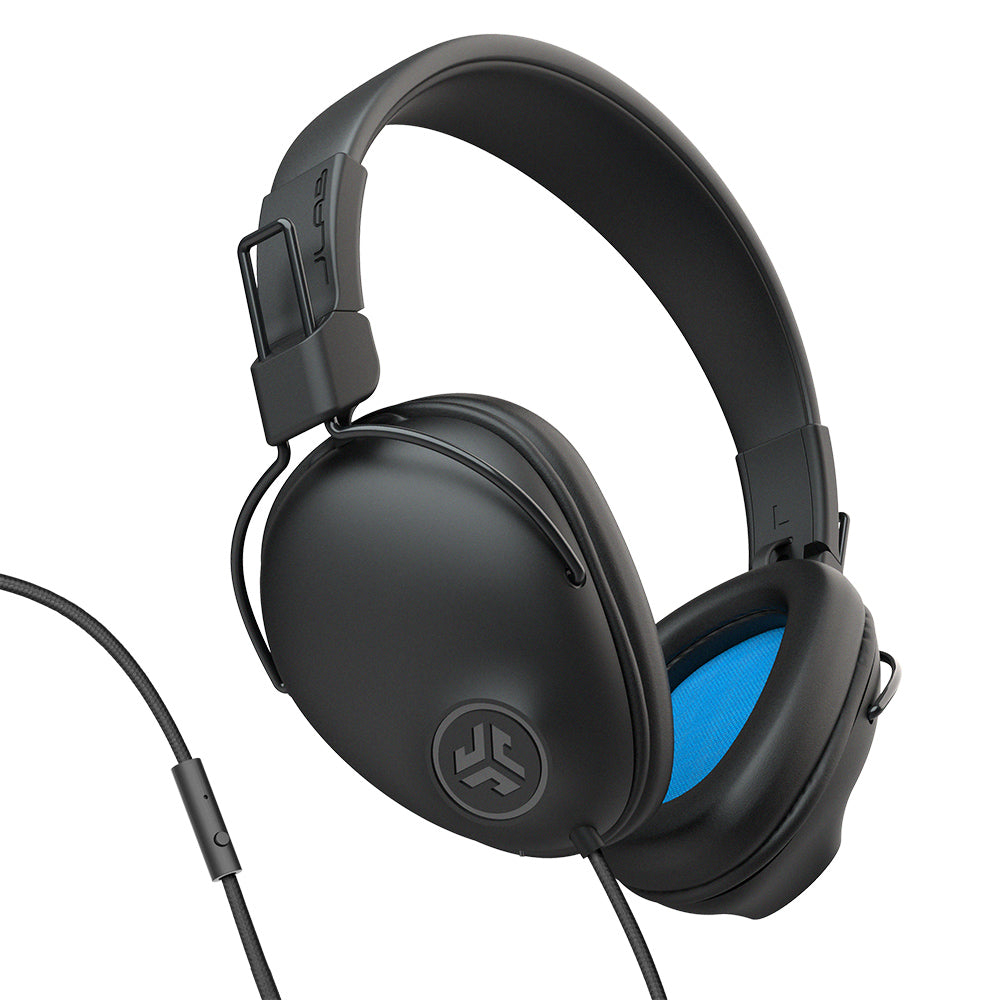 Side view of Studio Pro Over-Ear Headphones in black