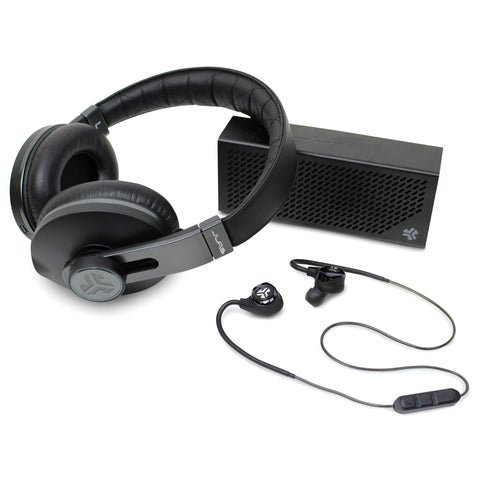 JLab Audio Bluetooth Wireless Bundle