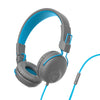 Studio On-Ear Headphones in blue