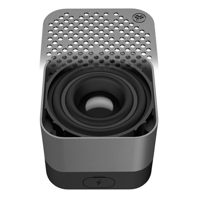 Gunmetal Crasher Micro Bluetooth Speaker Inside View