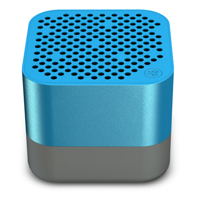 Blue Crasher Micro Bluetooth Speaker Front Top-Down View
