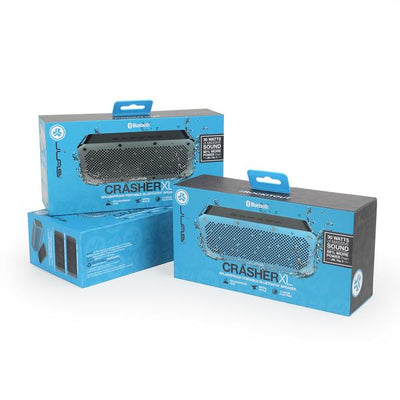 Crasher XL Bluetooth Speaker Packaging