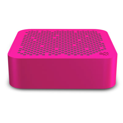 Side View of Pink Crasher Mini Bluetooth Speaker