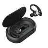 Black Epic Air Elite True Wireless Earbuds in Charging Case