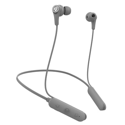 Gray Epic Executive Wireless Earbuds with Controls