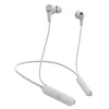 White Epic Executive Wireless Earbuds with Controls
