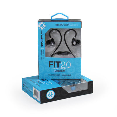 Fit 2.0 Sport Earbuds Packaging