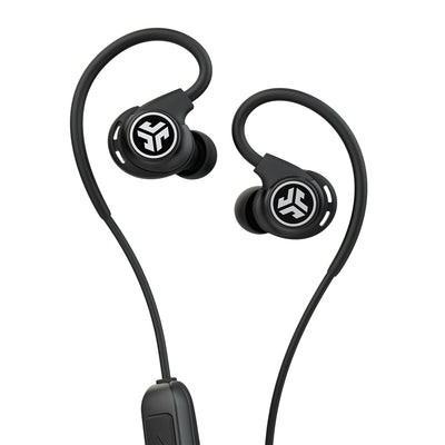 Wireless workout earbuds