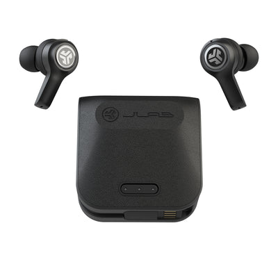 JBuds Air Executive True Wireless Earbuds with Case