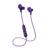 JBuds Pro Bluetooth Signature Earbuds in purple