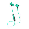 JBuds Pro Bluetooth Signature Earbuds in teal