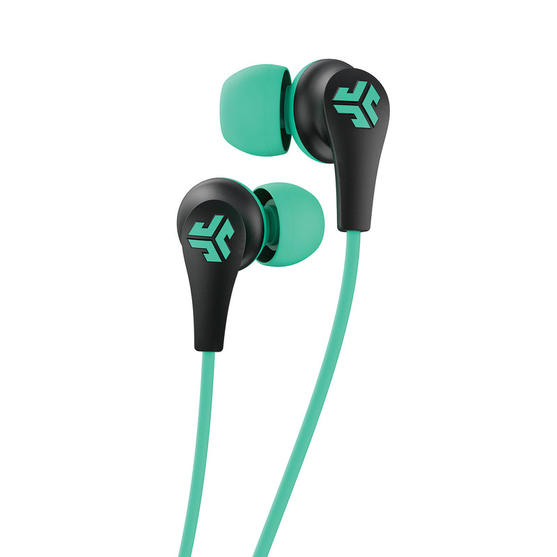 Iphone earbuds with microphone wireless - teal earbuds with microphone