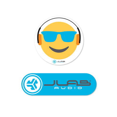 JLab Sticker Pack