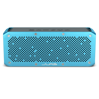 Front View of Blue Crasher XL Bluetooth Speaker
