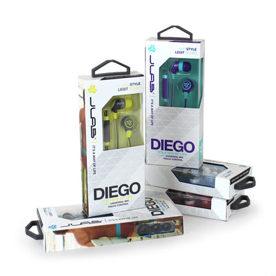 Diego Earbuds