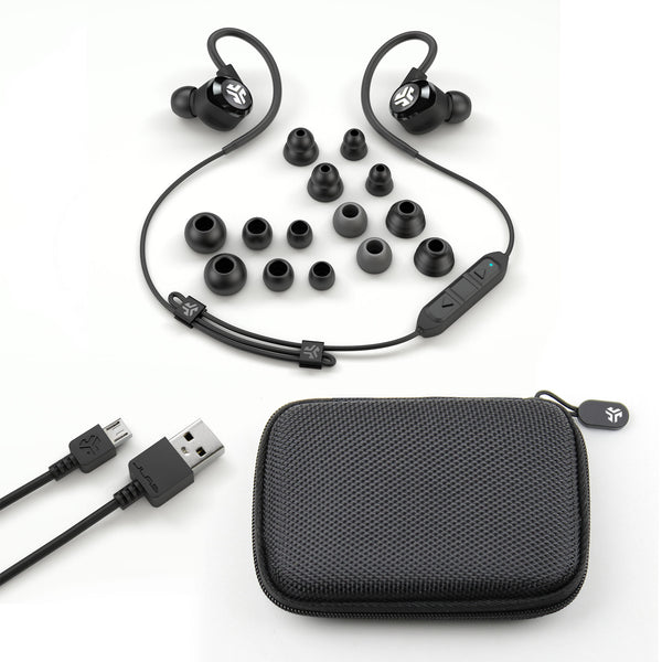 Blue earbuds for android - bluetooth sport earbuds for women
