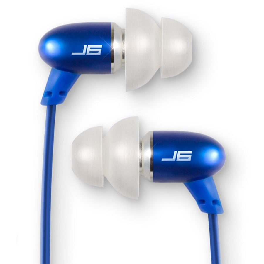 JBuds J6M Petite Metal Earbuds with Mic - Only $5 with Purchase