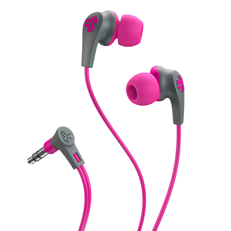 Kids earbuds - pink bluetooth earbuds for kids