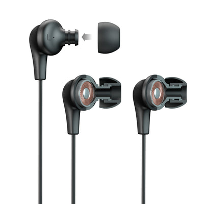 Inside drivers of JBuds Pro Signature Earbuds