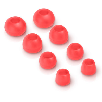 Coral eartips