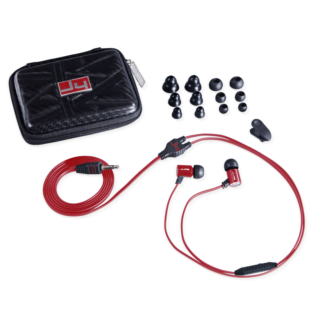 Earbuds with microphone iphone 8 - earbuds with microphone red