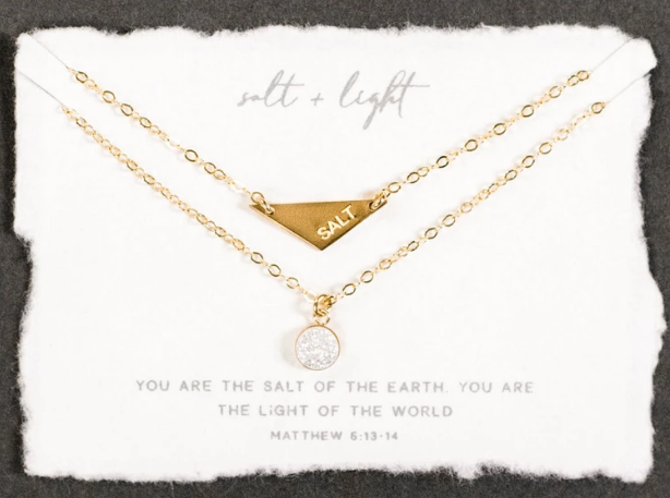 Salt & Light Dear Heart Necklace