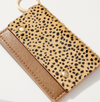 Animal Print ID Key Chain
