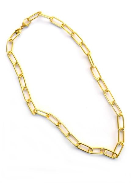Fisher Chain Necklace