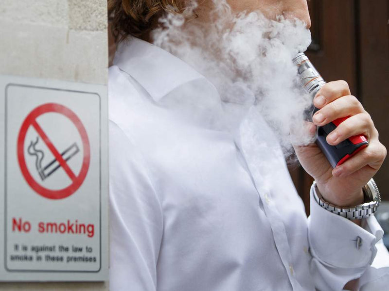 NHS hospitals should sell e-cigarettes, says Government agency