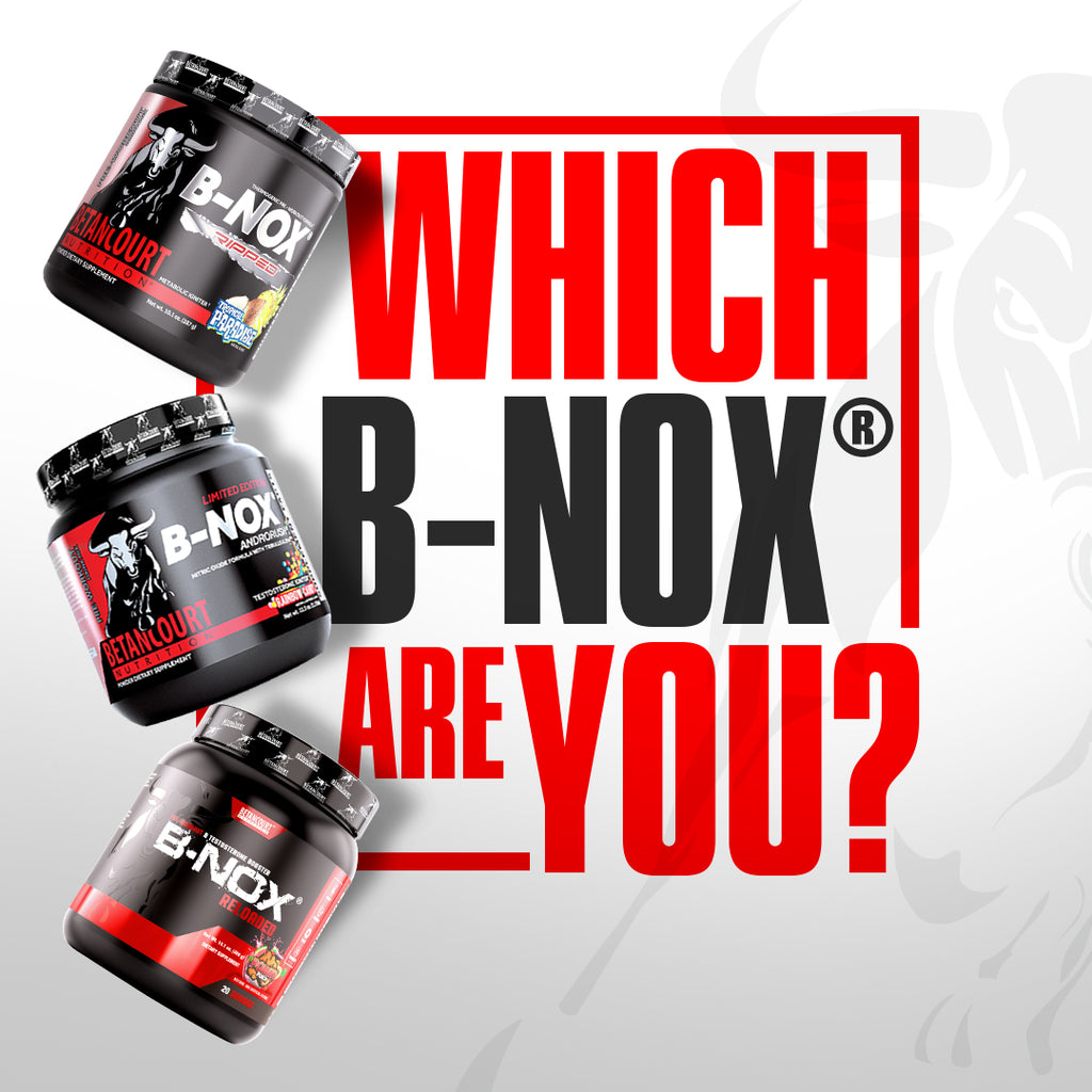WHICH B-NOX® ARE YOU?