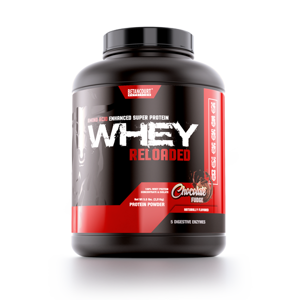 WHEY RELOADED