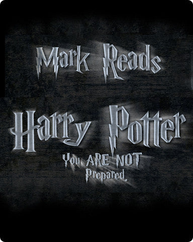 Mark Reads Harry Potter Complete Set