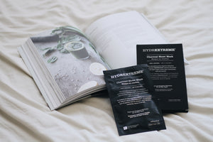 The Science of the HydrExtreme® Charcoal Sheet Mask