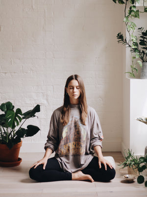 Morning Meditation w/ Megan Alexander, Founder of Good Space
