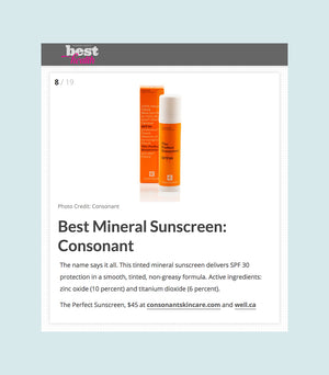 Best Health Magazine: The Best Mineral Sunscreen to Reflect the Sun's Harsh Rays